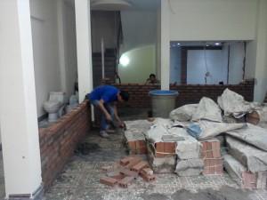 Dịch vụ sửa chữa nhà ở tại quận 4