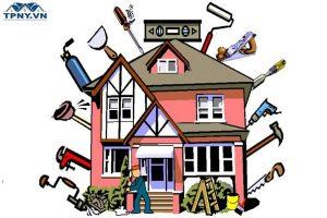 Báo Giá Sửa Chữa Cải Tạo Nhà Ở Tại TpHCM