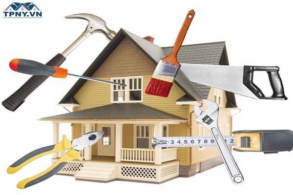 Dịch vụ sửa chữa nhà ở tại Hà Nội giá rẻ - Chuyên sửa chữa nhà ở uy tín chất lượng