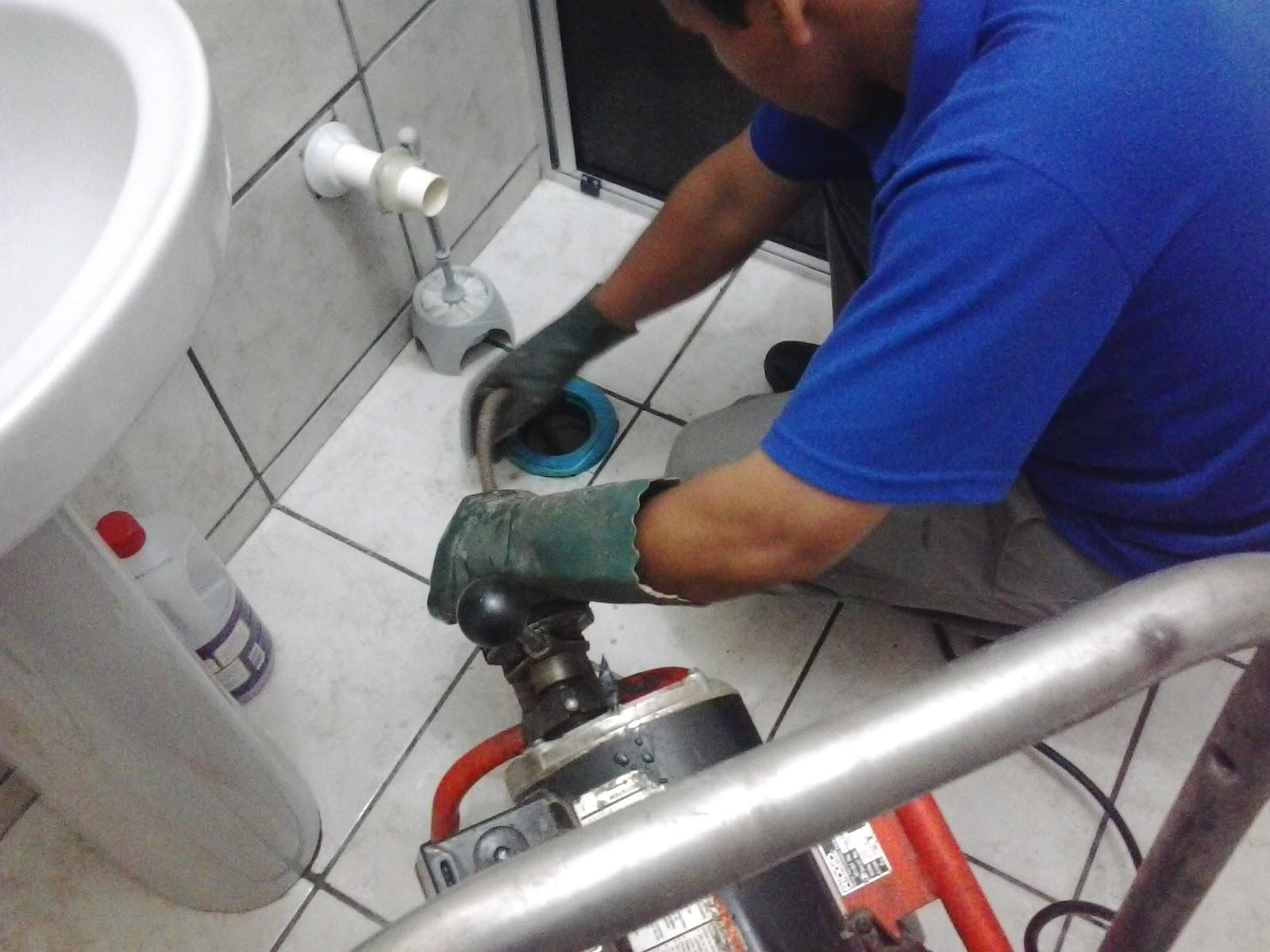 Dịch vụ thông cầu cống nghẹt tại TPHCM phục vụ khách hàng 24/24