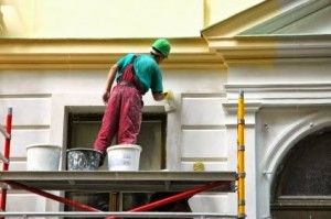 thợ sơn nhà ở tại quận 4 chất lượng