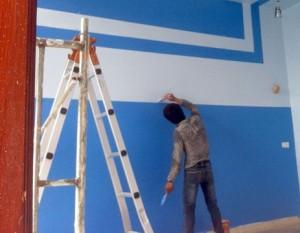 thợ sơn nhà tại quận 1 giá rẻ