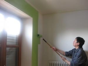 thợ sơn nhà ở tại quận 2 bền