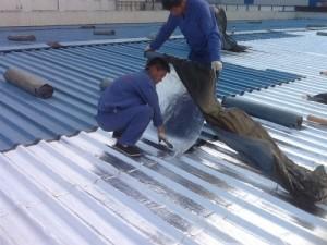 dịch vụ chống thấm,  chống dột tại Hà Tĩnh