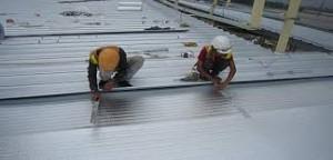 thi công mái tôn lợp mái tôn trọn gói ưu đãi TPHCM