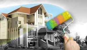 đội thợ chuyên sơn nhà ở tại quận Gò Vấp