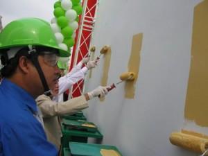 đội thợ chuyên sơn nhà ở tại quận 10