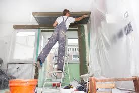 đội thợ sơn nhà ở tại quận 6