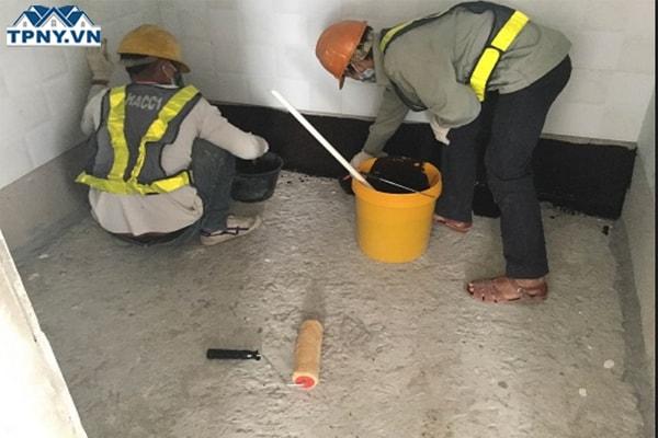 Dịch vụ chống thấm dột nhà ở quận bình tân