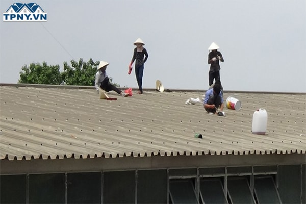 Dịch vụ chống thấm dột nhà ở quận thủ đức