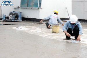 Dịch vụ chống thấm dột nhà ở tại quận 1