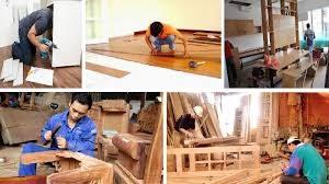 Dịch vụ sửa chữa đồ gỗ tại nhà tphcm