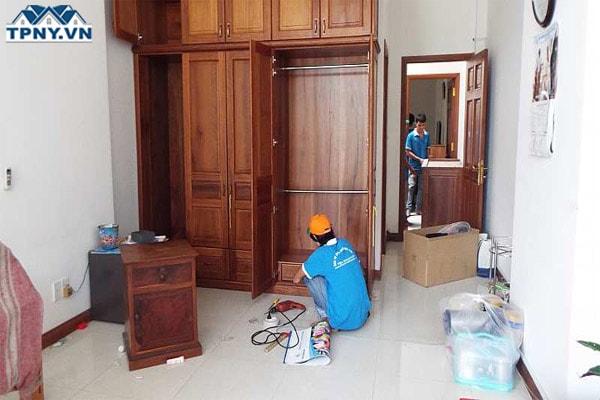 Chuyên tháo lắp đồ gỗ tại TPHCM
