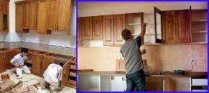 Sửa tủ bếp tại nhà tphcm
