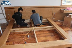 Tháo lắp đồ gỗ tại TPHCM