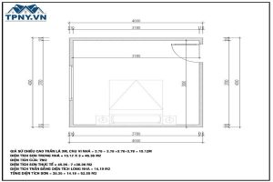 Hướng dẫn cách tính mét vuông sơn nhà nhanh nhất