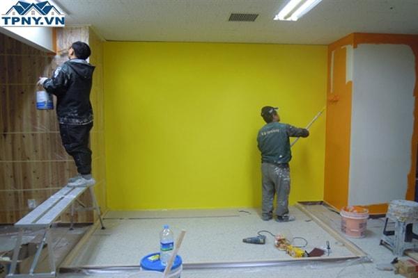 Kinh nghiệm và kỹ thuật sơn nhà mới tốt nhất