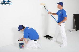 Lưu lại ngay 6 bước tự sơn nhà tiết kiệm chi phí nhất