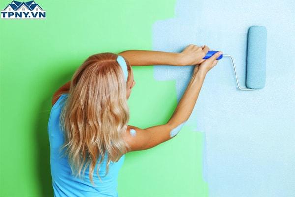 Tại sao nên sử dụng sơn lót trước khi sơn nhà?