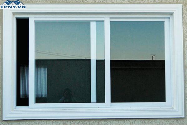 Cửa sổ 2 cánh mở lùa