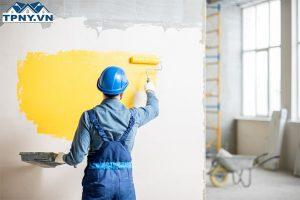 Sai lầm khi sơn nhà ai cũng mắc phải