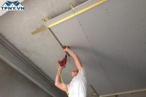 Sửa trần thạch cao