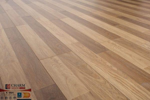 Sàn gỗ công nghiệp Charm Wood K984