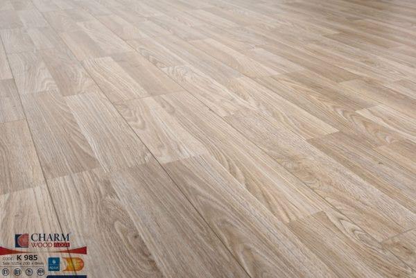 Sàn gỗ công nghiệp Charm Wood K985