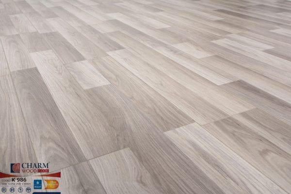 Sàn gỗ công nghiệp Charm Wood K986