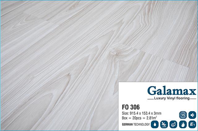 Sàn nhựa Galamax F0 306