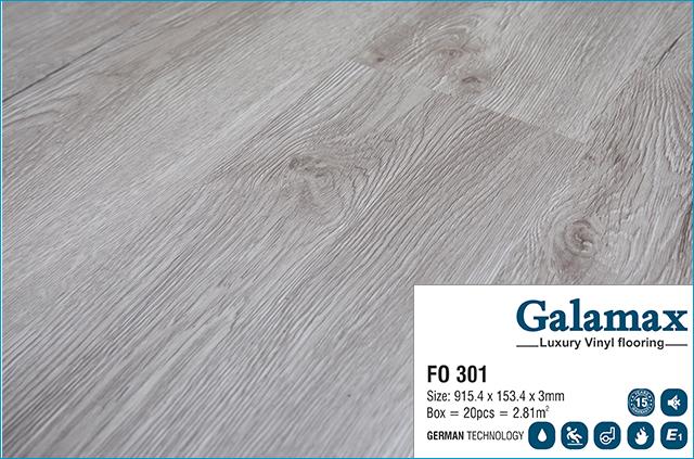 Sàn nhựa Galamax F0 301