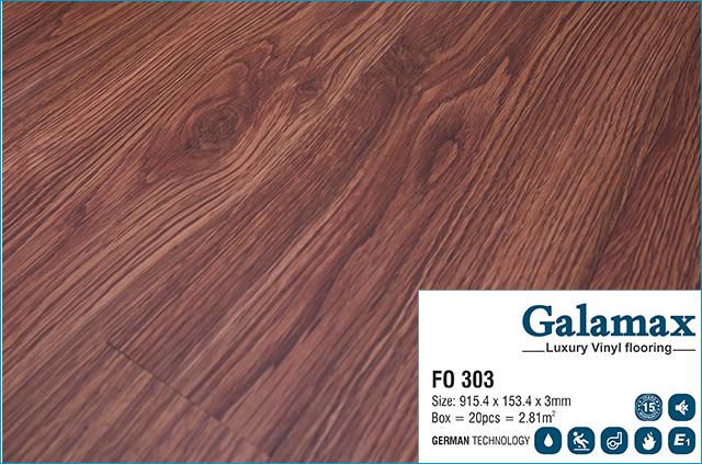 Sàn nhựa Galamax F0 303