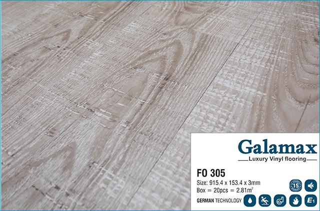 Sàn nhựa Galamax F0 305