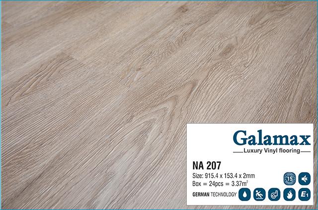 Sàn nhựa Galamax N207