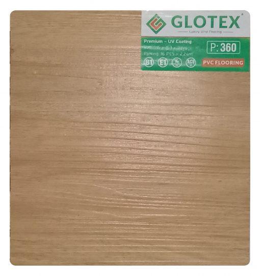 Sàn nhựa Glotex P360