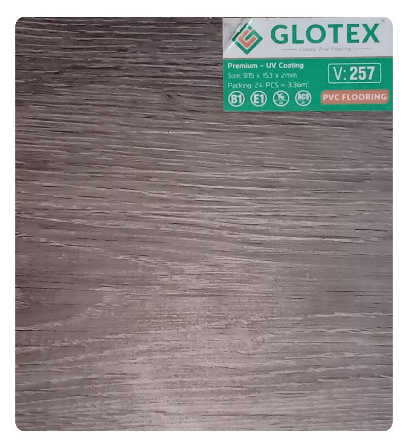 Sàn nhựa glotex V:257-1