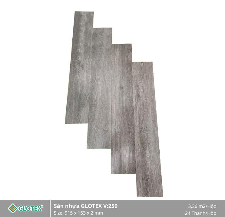 Sàn nhựa glotex V:250