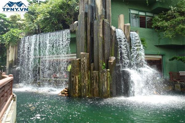 Thiết kế thi công thác nước phong thủy