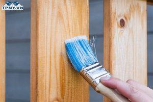Sơn lại đồ gỗ tại nhà