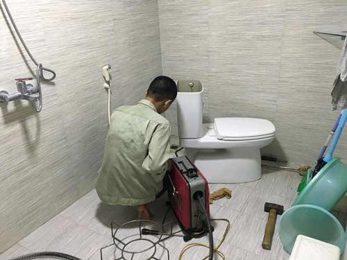 Sửa chữa cầu cống nghẹt