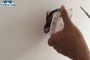 Cách sửa điện âm tường