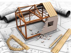 Diện tích xây dựng là gì?