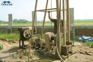 Khoan giếng công nghiệp
