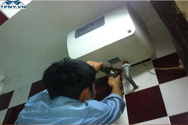 Kiểm tra, khắc phục sự cố của bình nóng lạnh