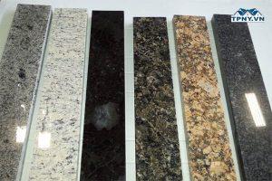 Thi công đá granite