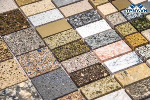 Báo giá và một số mẫu đá hoa cương thường xuyên được sử dụng