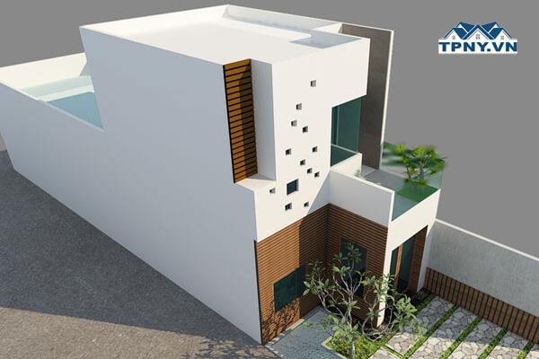 Sưu tầm các mẫu nhà phố đẹp 2021
