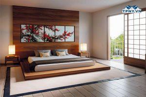 Chia sẻ một số phong cách thiết kế khiến phòng ngủ đẹp hơn