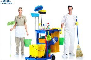 Vệ sinh công nghiệp giá rẻ - chuyên nghiệp