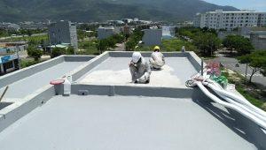 Các phương án chống thấm mái nhà